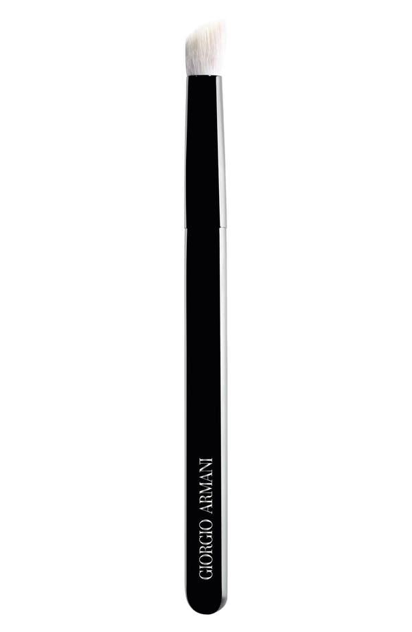 Main Image - Giorgio Armani 'Maestro' Angled Eye Brush