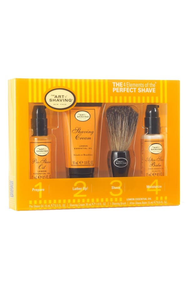 Alternate Image 2  - The Art of Shaving® The 4 Elements of The Perfect Shave® Starter Kit