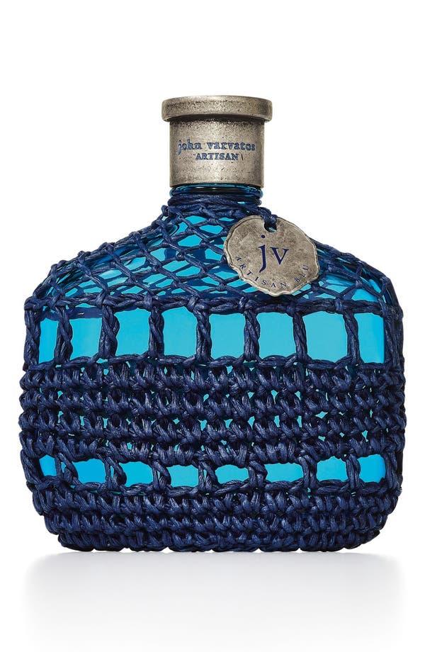 John Varvatos Artisan Blu Fragrance,                             Main thumbnail 1, color,                             No Color