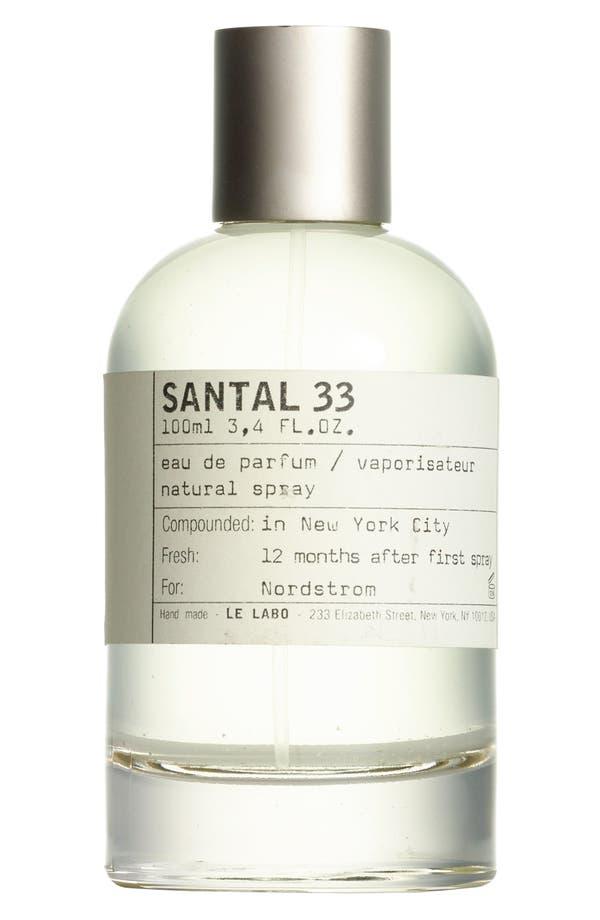 Main Image - Le Labo Santal 33 Eau de Parfum