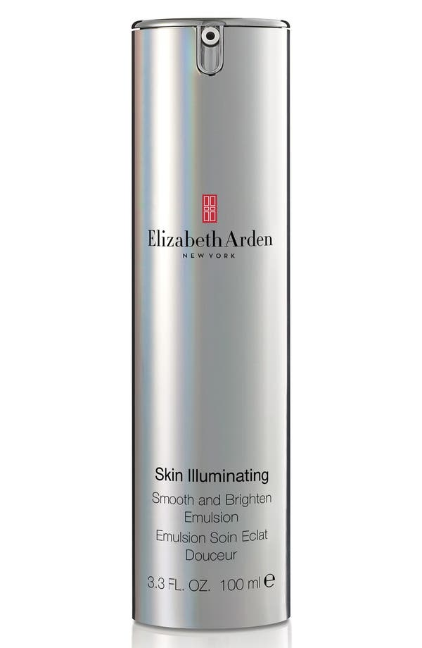 Skin Illuminating Advanced Brightening Smooth & Bright Emulsion,                             Main thumbnail 1, color,                             No Color