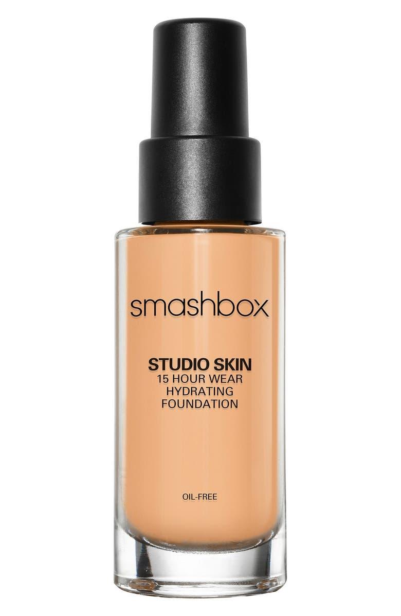 Smashbox STUDIO SKIN 15 HOUR WEAR HYDRATING FOUNDATION - 2.4 - NEUTRAL BEIGE
