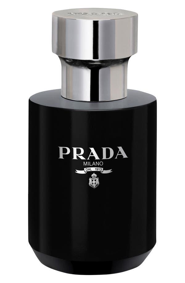 Main Image - Prada 'L'Homme Prada' After Shave Balm