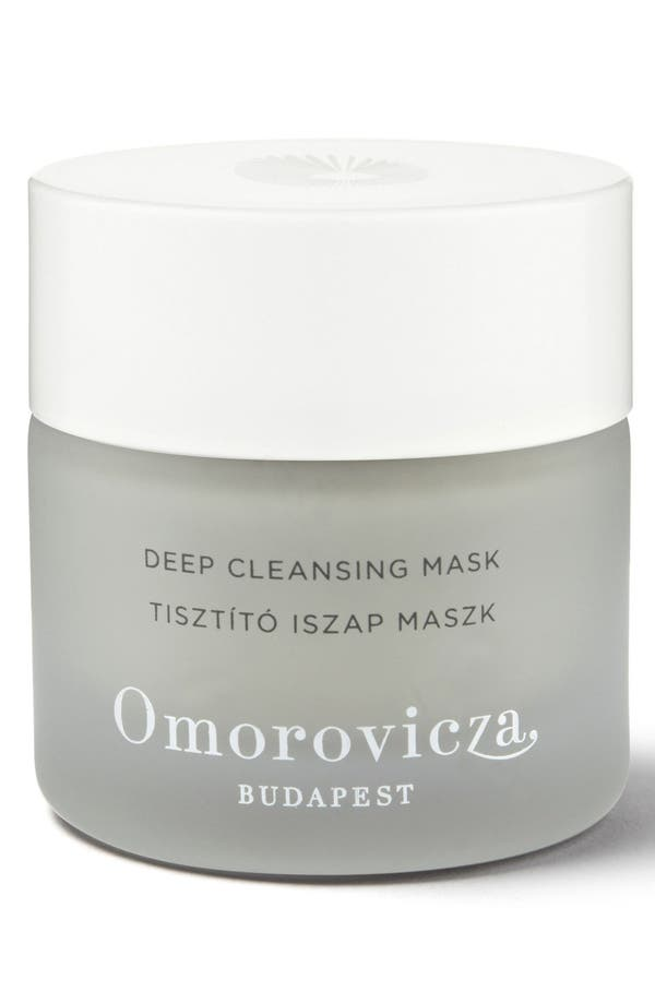 Alternate Image 1 Selected - Omorovicza Deep Cleansing Mask