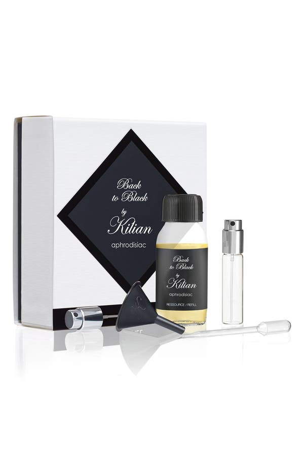Alternate Image 1 Selected - Kilian 'L'Oeuvre Noire - Back to Black, aphrodisiac' Refill Set