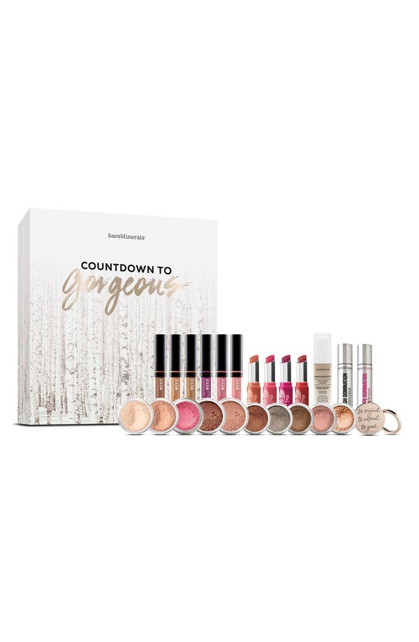 Alternate Image 1 Selected - bareMinerals® Countdown to Gorgeous Collection (Limited Edition) ($205 Value)