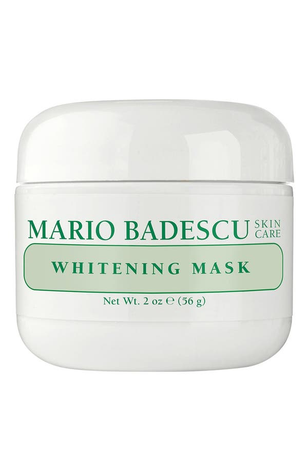 Alternate Image 1 Selected - Mario Badescu Whitening Mask