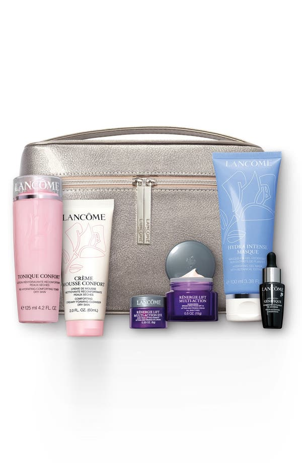 Alternate Image 1 Selected - Lancôme Skin Care Essentials Collection (Purchase with any Lancôme Purchase)