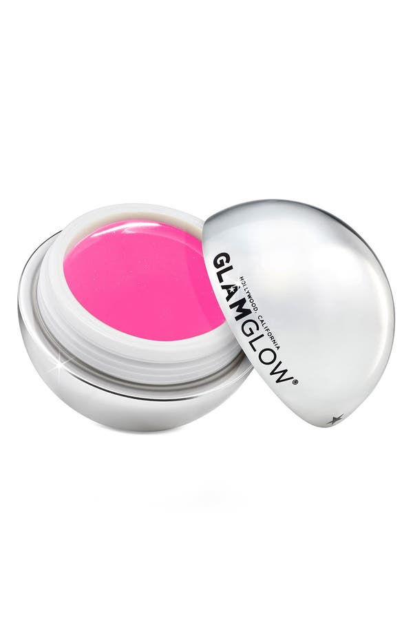 POUTMUD<sup>™</sup> Wet Lip Balm Tint,                         Main,                         color, Hellosexy