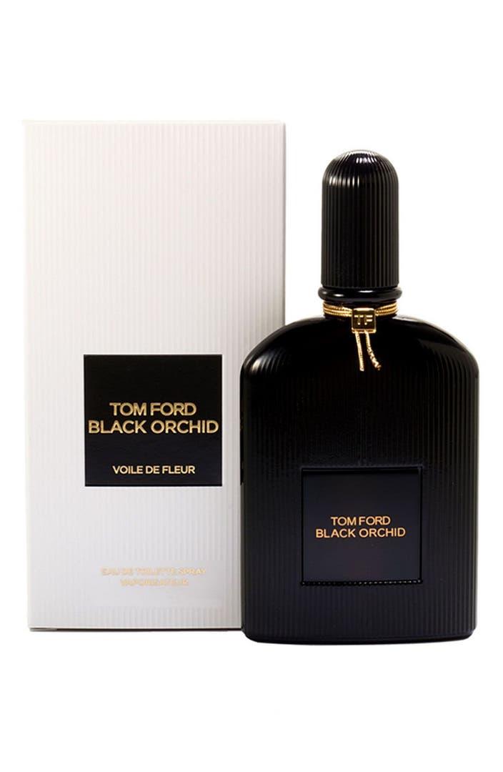 tom ford 39 black orchid voile de fleur 39 eau de toilette. Black Bedroom Furniture Sets. Home Design Ideas