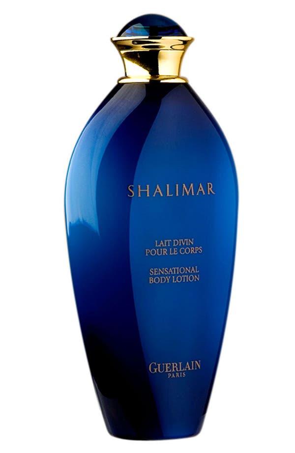 Guerlain 'Shalimar' Body Lotion,                             Main thumbnail 1, color,