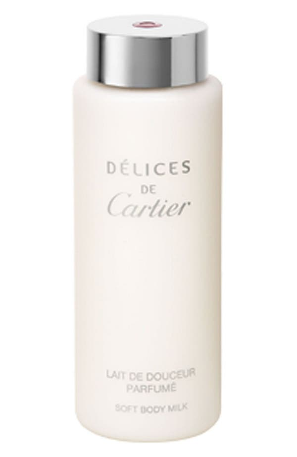 Alternate Image 1 Selected - Cartier 'Délices' Body Lotion