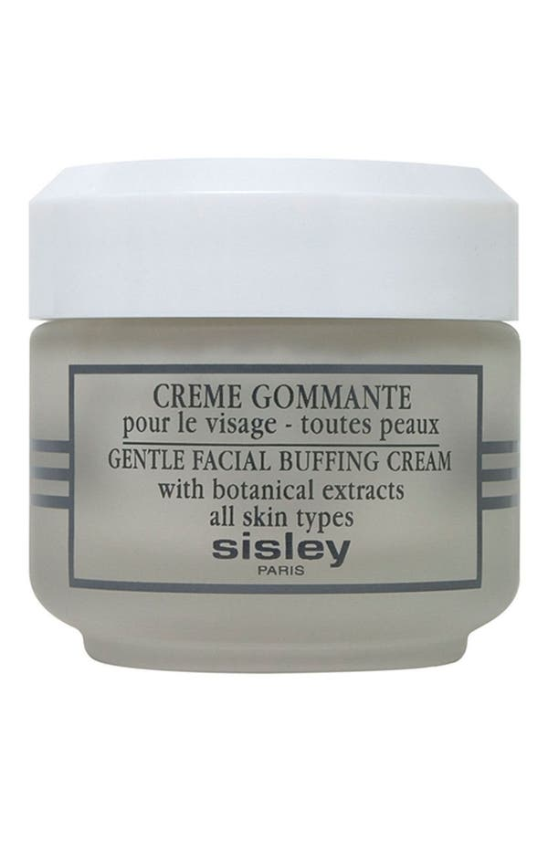 Gentle Facial Buffing Cream with Botanical Extracts,                             Main thumbnail 1, color,                             No Color