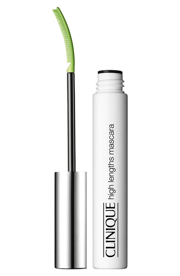 Alternate Image 1 Selected - Clinique High Lengths Mascara