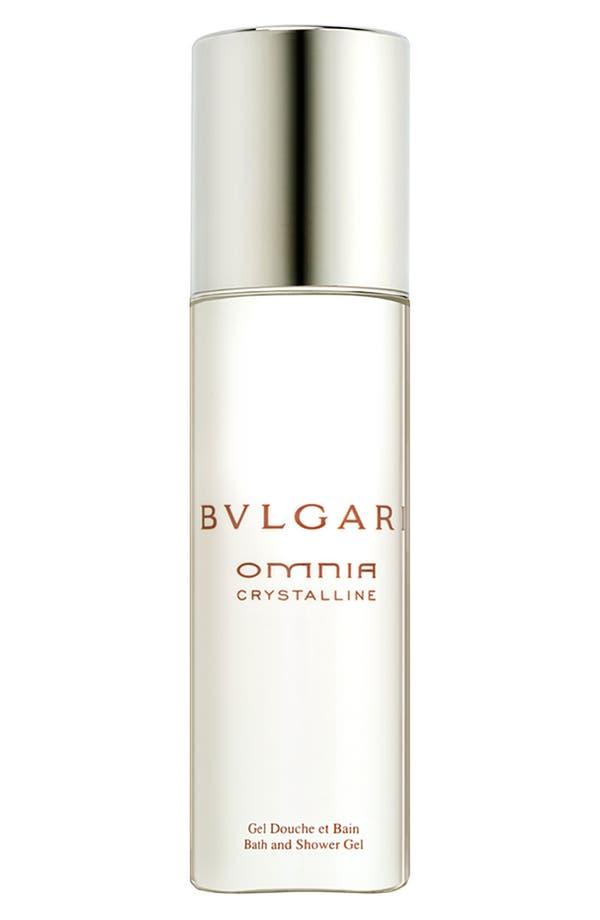 Alternate Image 1 Selected - BVLGARI 'Omnia Crystalline' Shower Gel