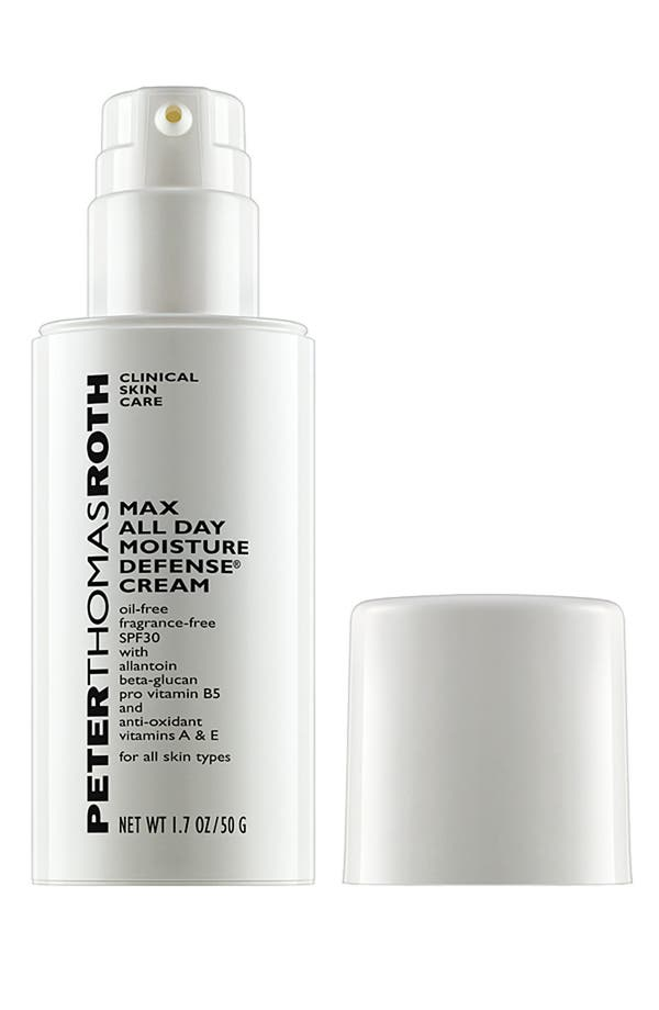Alternate Image 1 Selected - Peter Thomas Roth 'Max' All Day Moisture Defense® Cream SPF 30