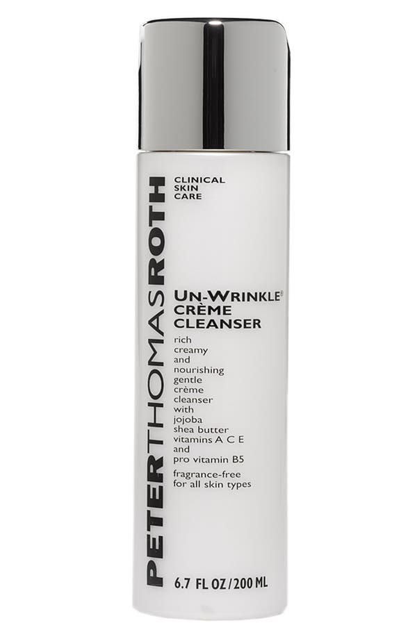Alternate Image 1 Selected - Peter Thomas Roth 'Un-Wrinkle®' Crème Cleanser