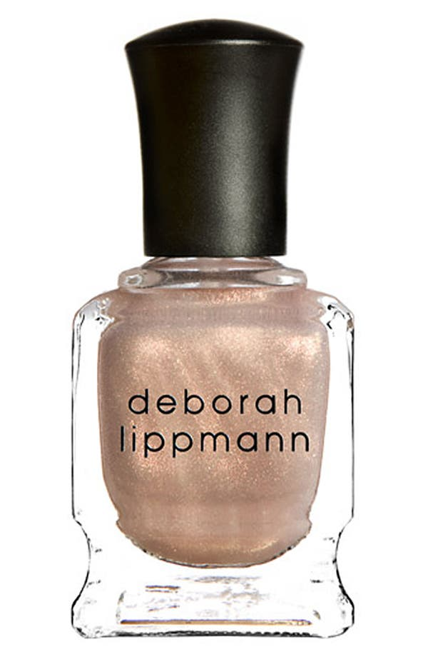 Deborah Lippmann NAIL COLOR - DIAMONDS AND PEARLS (SS)