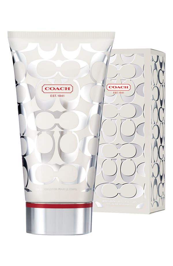 Main Image - COACH 'Signature' Body Lotion