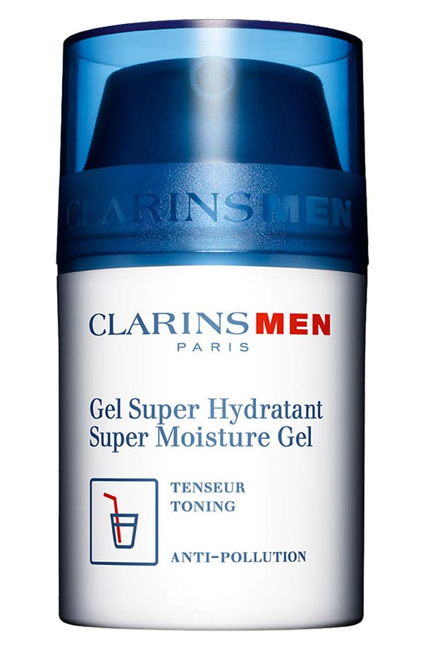 Alternate Image 1 Selected - Clarins Men Super Moisture Gel