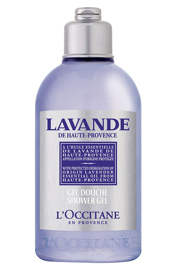 Main Image - L'Occitane Lavender Organic Shower Gel