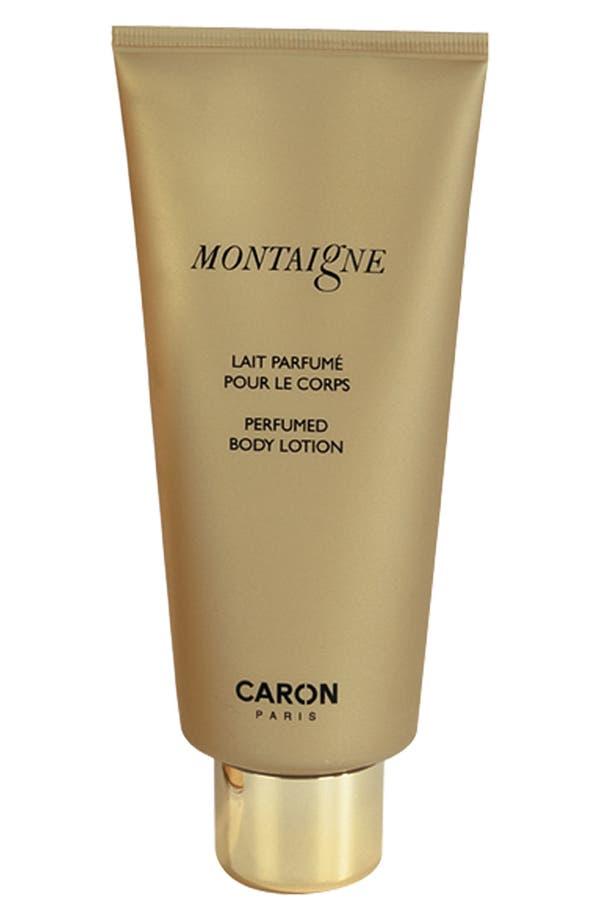 Main Image - Caron 'Montaigne' Perfumed Body Lotion