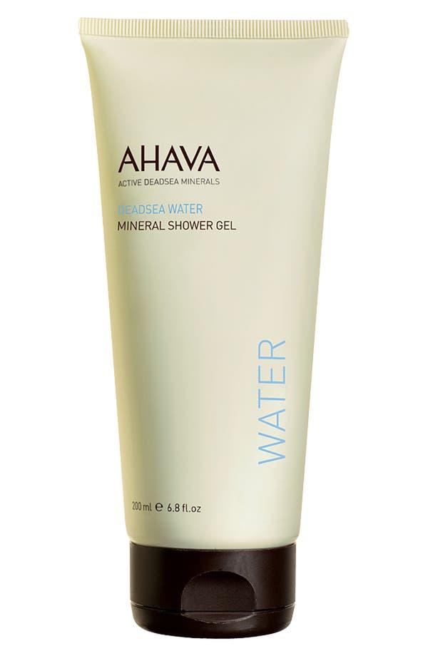 Alternate Image 1 Selected - AHAVA 'Deadsea Water' Mineral Shower Gel