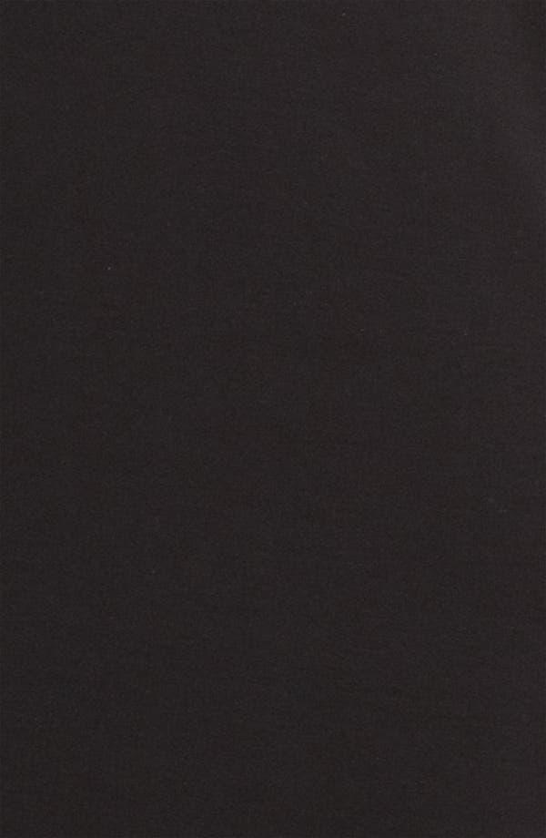 Alternate Image 3  - Eileen Fisher Asymmetrical Neck Dress (Petite)