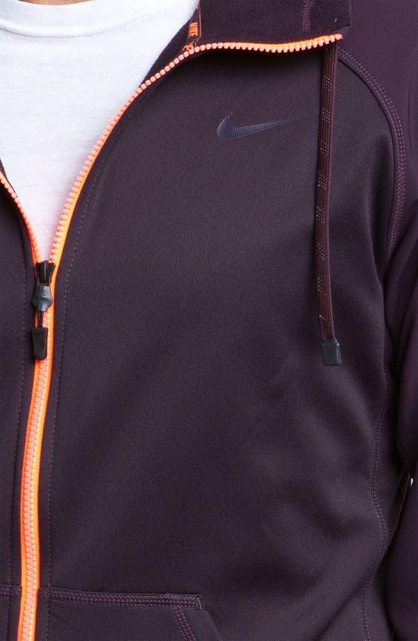 Alternate Image 2  - Nike 'TKO Shield' Zip Hoodie