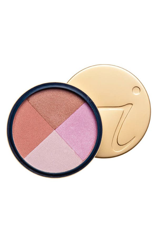 Alternate Image 1 Selected - jane iredale 'Quad' Bronzer