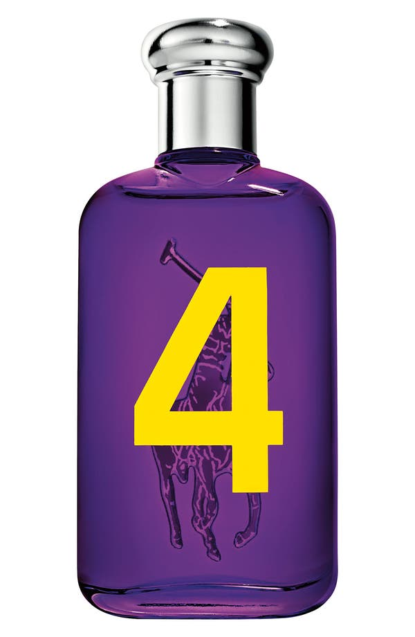 Alternate Image 1 Selected - Ralph Lauren 'Big Pony #4 - Purple' For Her Eau de Toilette