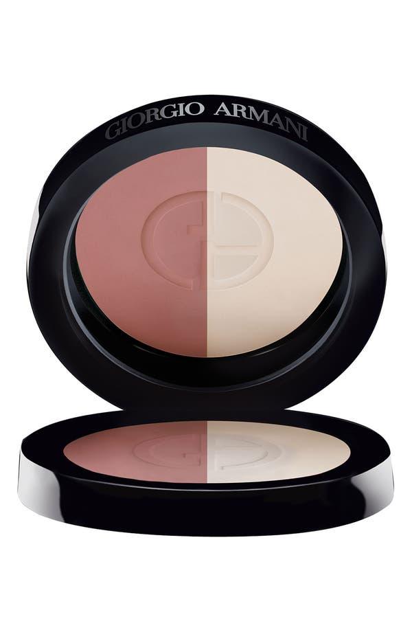 Alternate Image 1 Selected - Giorgio Armani 'Bronze 2012' Face Palette