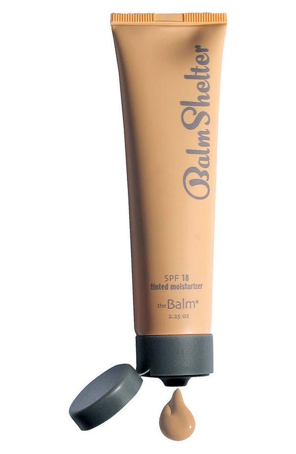 Main Image - theBalm® 'BalmShelter®' Tinted Moisturizer SPF 18
