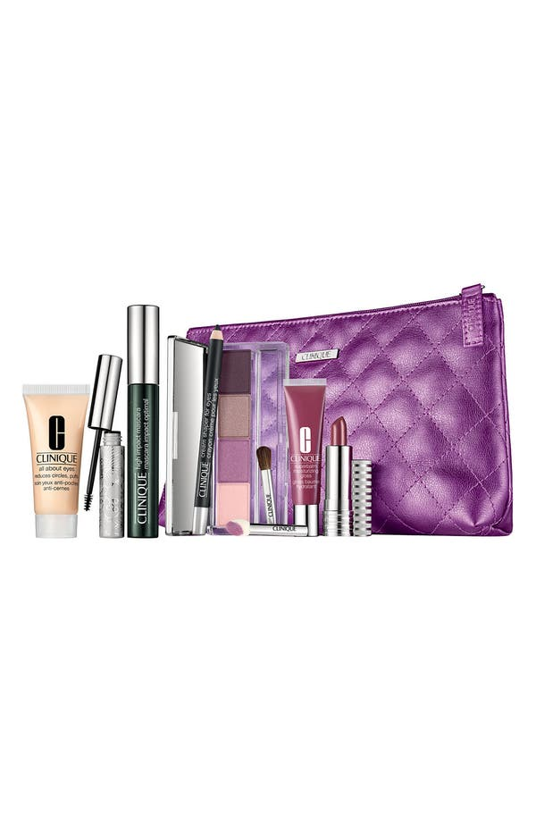 Alternate Image 1 Selected - Clinique 'Pretty in Pinks & Plums' Set ($116 Value)