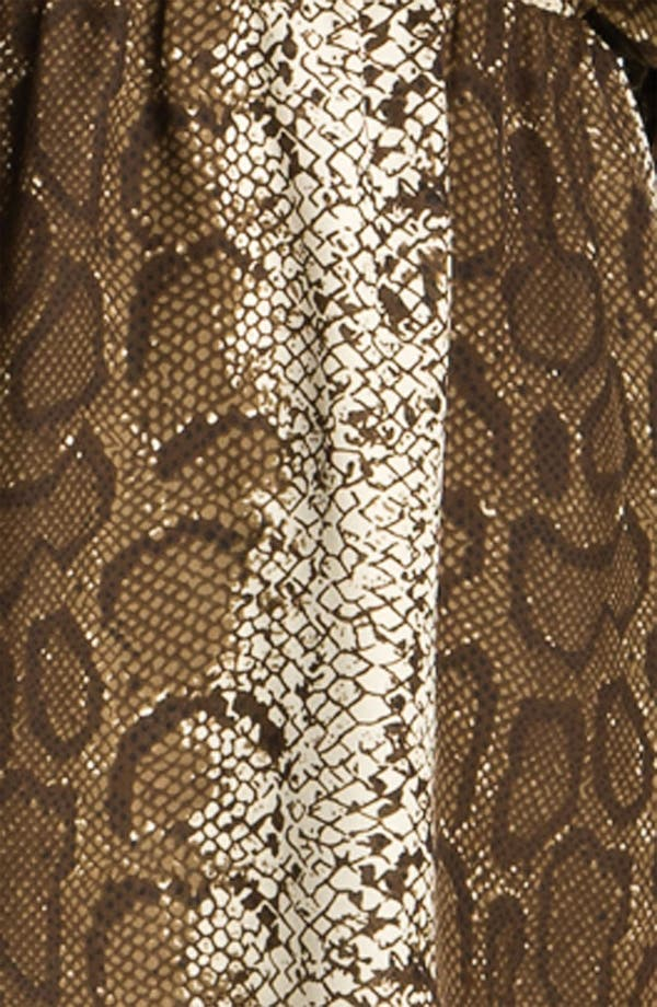 Alternate Image 3  - Parker 'Boho' Silk Minidress