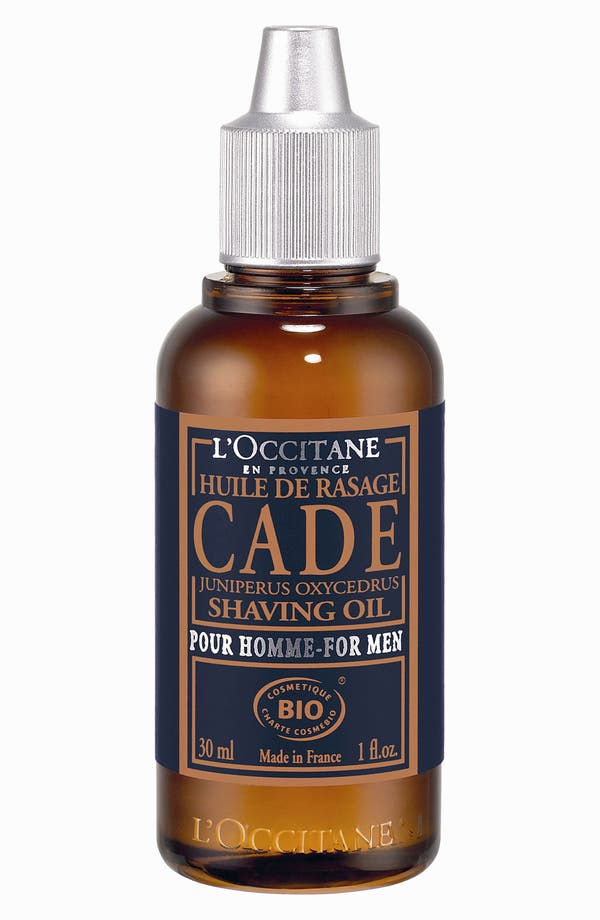 Alternate Image 1 Selected - L'Occitane 'Cade' Shaving Oil