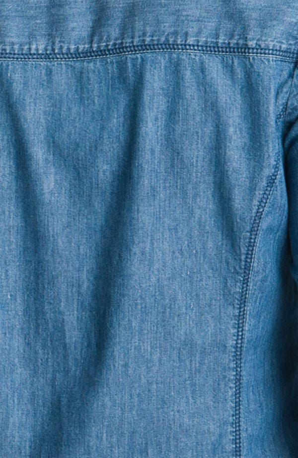 Alternate Image 3  - Caslon® Long Sleeve Shirt