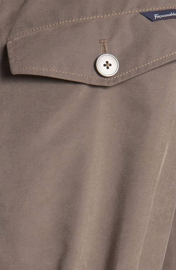 Alternate Image 3  - Façonnable Hooded Coat