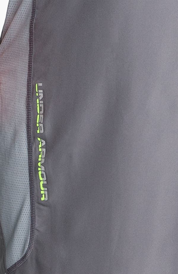 Alternate Image 3  - Under Armour 'Trackside' HeatGear® Woven Track Pants