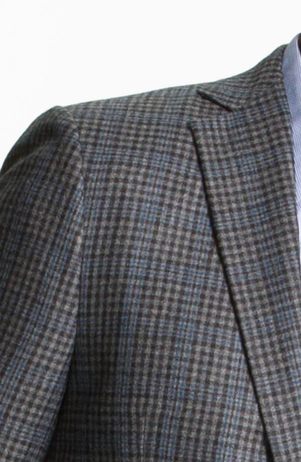 Alternate Image 3  - Brooks Brothers Check Sportcoat