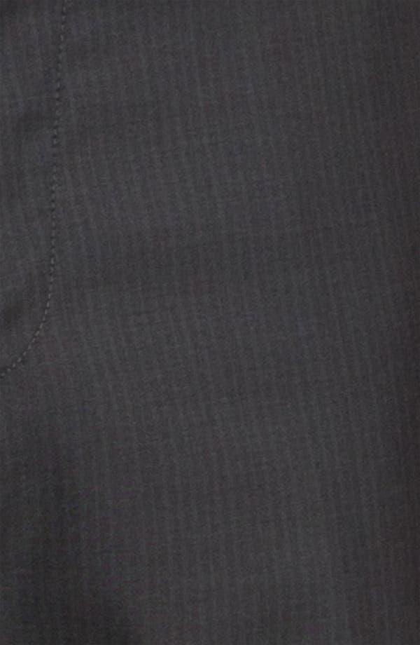 Alternate Image 3  - BOSS Black 'Crigan' Flat Front Wool Trousers