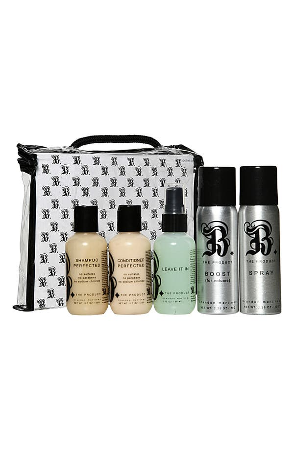 Main Image - B. the Product 'B. on the Go Perfected' Travel Set