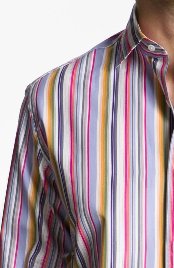 Alternate Image 3  - Façonnable Classique Fit Sport Shirt