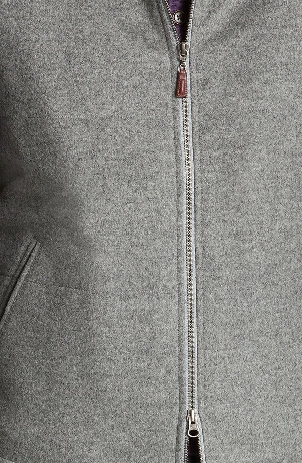 Alternate Image 3  - Peter Millar Wool & Cashmere Vest