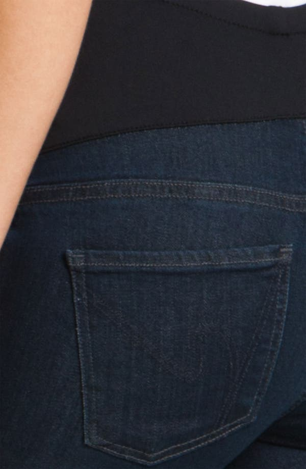 Alternate Image 3  - Citizens of Humanity Maternity Skinny Jeans (Divine)
