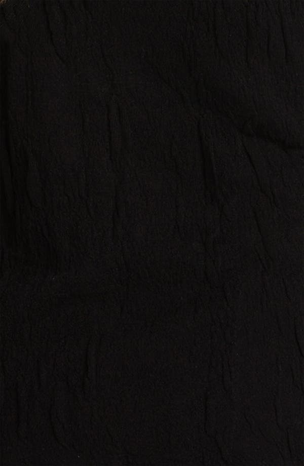 Alternate Image 3  - Eileen Fisher Angle Hem Textured Cardigan