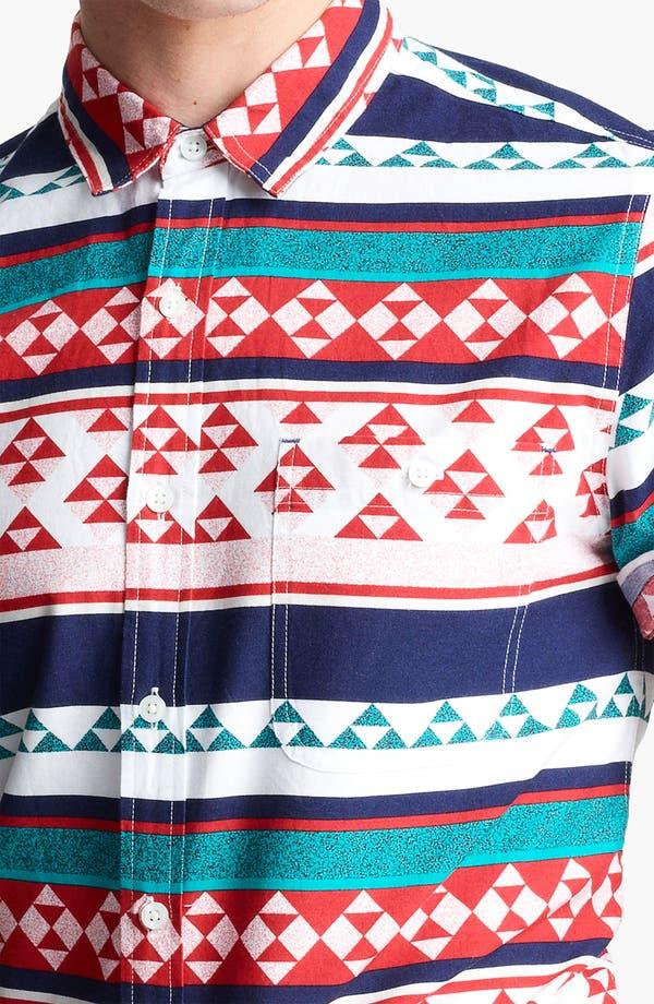 Alternate Image 3  - Topman 'High Roller' Pattern Shirt