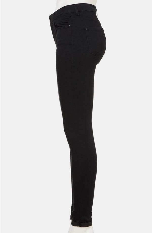 Alternate Image 4  - Topshop Moto 'Leigh' Skinny Stretch Jeans