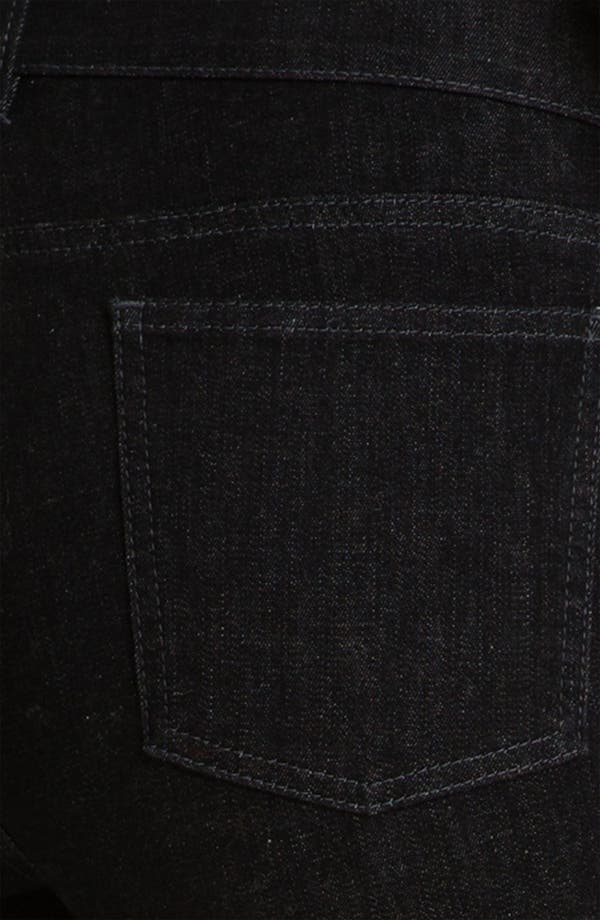 Alternate Image 3  - Eileen Fisher Straight Leg Stretch Jeans