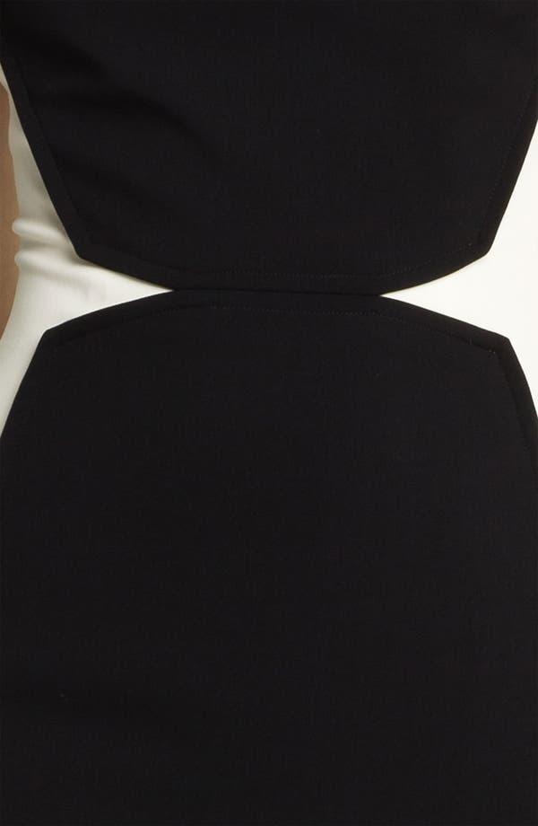 Alternate Image 3  - Jay Godfrey 'Kornell' Colorblock Dress